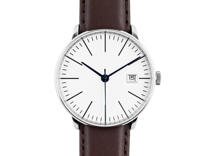 Bauhaus watch v4 white